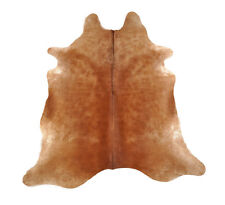 Cow fur Bull fur Brown 210 x 170 cm Cowhide Carpet