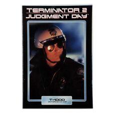 "Neca - Terminator 2 7"" Scale Action Figure Ultimate T-1000 (Motorcycle Cop)"