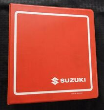 2000 2001 SUZUKI 600 GSX-R600 STREET BIKE MOTORCYCLE REPAIR MANUAL VERY NICE