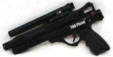 Used RAP4 T68 Paintball Pistol Black Semi Auto Tactical Woodsball Scenario Gun