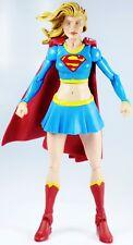 DC Universe Classics 2010 SUPERGIRL (KRYPTONITE CHAOS 2-PACK FIGURE) - Loose