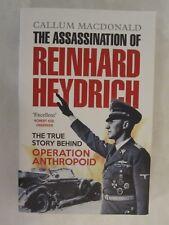 The Assassination of Reinhard Heydrich (Paperback)