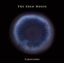 THE EDEN HOUSE 'Timeflows' CD 2012 prog-goth Neversea Mission Fields of Nephilim