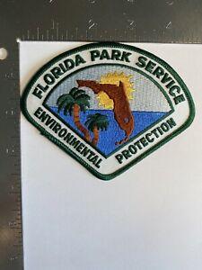 FLORIDA PARK SERVICE ENVIROMENTAL PROTECTION PATCH