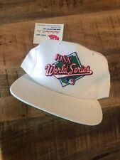 Nwt's Rare 1988 Dodgers World Series New Era Snapback Hat