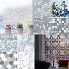 Fensterfolie 9?/m² Statisch Haftende Folie Glasfolie Sichtschutz UV-Schutz dcfix