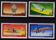 Germany Berlin 1978 Aviation History SG B547/550 MNH