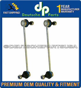 SAAB 9-5 95 Front LEFT RIGHT Stabilizer Sway Bar Link links SET 5236823 x 2