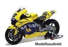 HONDA RC 211v MOTO GP 2005 Troy Bayliss 1:12 Minichamps 122051012 NUOVO & OVP