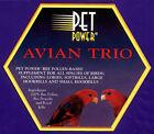 AVIAN TRIO - Beehive Nutrient . Bird parrot 8 oz / Royal Jelly Propolis Pollen