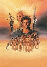 Mad Max 2 A3 Promo Poster T324