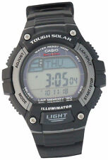 Casio Tough Solar WS220-1A Wrist Watch for Men