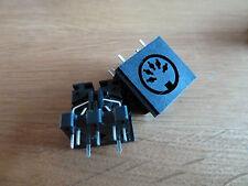 2 x 5 Pines DIN PCB Enchufes Audio (059)