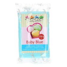FunCakes Rollfondant 250g Baby Blue Fondant blau