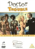 Nuevo Doctor IN Trouble DVD