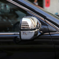 For Honda CRV CR-V 2012 2013 2014 Chrome Side Rearview Wing Mirror Cover Trim