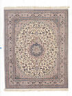 """Momeni Heirlooms Sino-Persian Hand Knotted Wool White Area Rug 7'9"""" X 9'9"""""""
