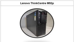 Lenovo ThinkCentre M92p Mt-M 2988 D6G