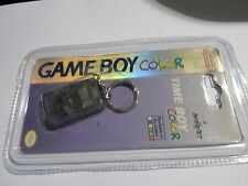 NINTENDO GAME BOY COLOR TIME BOY COLOR-CLEAR.KEY CHAIN.