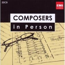 NEW Composers in Person Box Set  (22 CDs) (Audio CD)