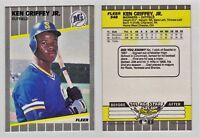 1989 Fleer #548 Ken Griffey Jr. RC Rookie Card - Nmt - HOF