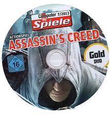 Assassin 's Creed (Action juego, Action-Adventure) PC nuevo