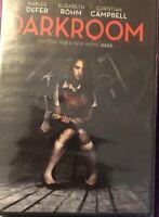 Darkroom DVD Region 1 sick gore-fest reliant heavily on torture Sealed New