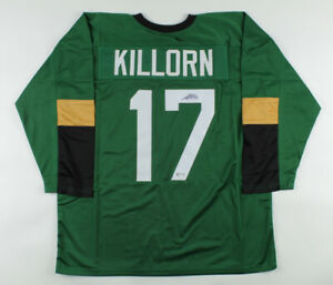 Alex Killorn Signed Tampa Bay Lightning Jersey (PSA COA) 2021 Stanley Cup Champ
