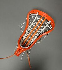 Debeer Rapture Women's Strung Lacrosse Head Gripper Pocket Org (New)Retail $85