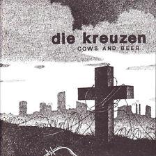 "NEU RSD 7"" GREEN VINYL Die Kreuzen Cows and Beer 6 Tracks PUNK Record Store Day"
