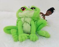 2009 Mattel Disney PRINCESS & THE FROG Transforming TIANA Stuffed Plush Doll Toy