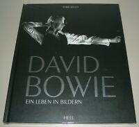 Chris Welch: David Bowie - Ein Leben in Bildern Heel Buch Neu!