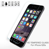 """For Apple 4.7"""" iPhone 6 6s Premium Real Tempered Glass Film Screen Protector"""