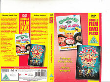 Cabbage Patch Kids-1984/Galaxy Rangers-1987-Animated 1984-2 Movie-DVD