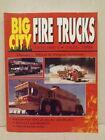 BIG CITY FIRE TRUCKS BOOK, VOLUME II, 1951-1996, WOOD & SORENSEN, KRAUSE, 1997