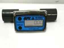 Gpi Electronic Water Meter 34in Model Tm075 N