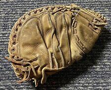 Vintage RHT Nokona Pro Line CM70 Catchers Mitt Baseball Glove The Bulldog
