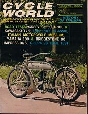 Cycle World Magazine March 1966 Triumph Greeves 250 Trail 080417nonjhe