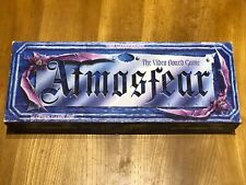 Vintage Atmosfear Video Board Game. Master Game Set. Complete Spears Games 1991