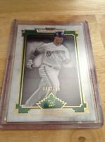 Jean Segura Brewers 2014 Topps Museum Collection Green #87  44/199