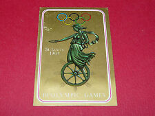 N°31 ST LOUIS 1904 PANINI OLYMPIA 1896 - 1972 JEUX OLYMPIQUES OLYMPIC GAMES