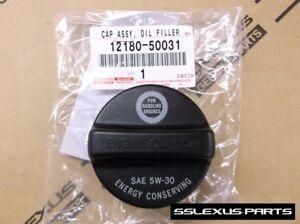 Lexus LX470 (1998-2007) OEM Genuine ENGINE OIL FILLER CAP 12180-50031