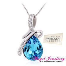 Silver Plated Beauty CZ Costume Necklaces & Pendants