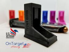 """""""Thumb Saver"""" Taurus PT111 Original & Millennium Pro G2 9mm  BLACK   SpeedLoader"""