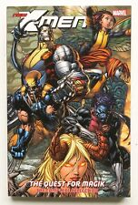 New X-men Quest for Magik Complete Collection Marvel Graphic Novel Comic Book