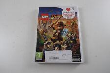 Nintendo Wii Game Lego Indiana Jones 2 The Adventure Continues