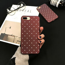 For iPhone 6 6sSlim Shockproof Silicone Polka Dot Soft TPU Case Cover 2017 NEW