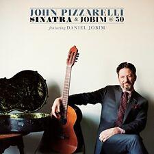 Sinatra & Jobim At 50 - John Pizzarelli (2017, CD NEUF)