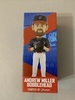 Chief Wahoo Bobblehead ... Cleveland Indians Andrew Miller, BRAND NEW!