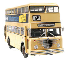 MINICHAMPS 439071086 Büssing D2u Doppeldecker Bus Miele 1/43 limitiert